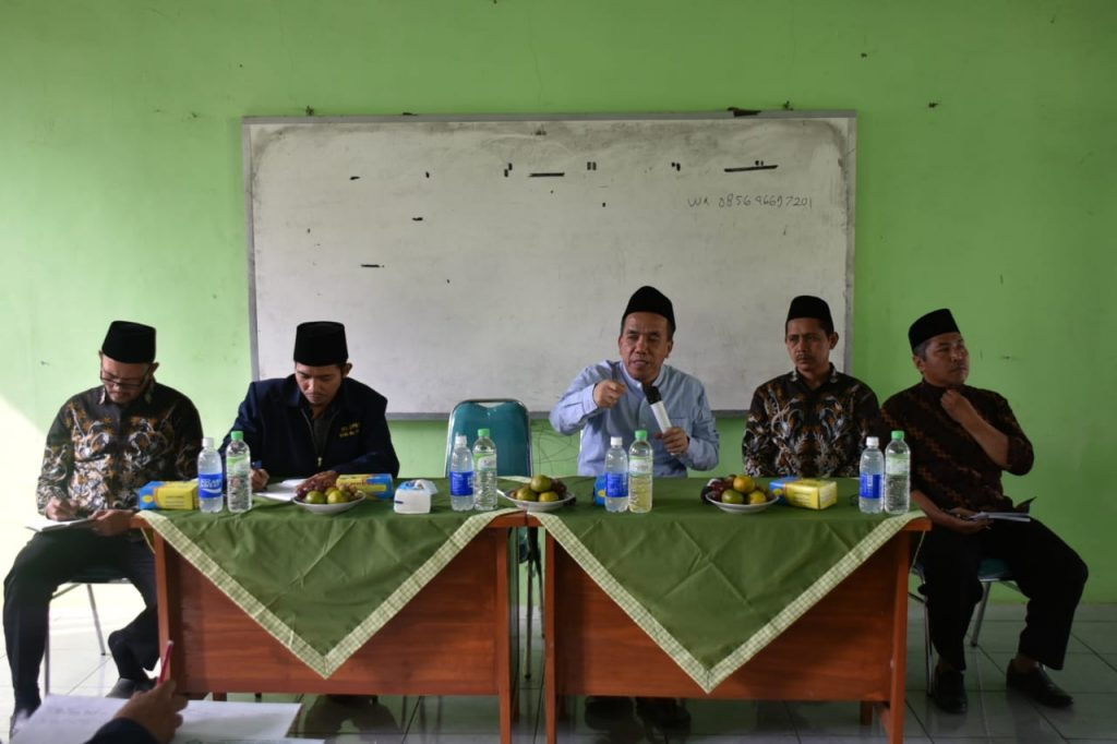 Pembinaan STAI Gus Mujib Imron Wabup Pasuruan (1)